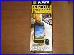 New! Viper Model Ds4suv Remote Car Starter System With Remote! Ds4vb