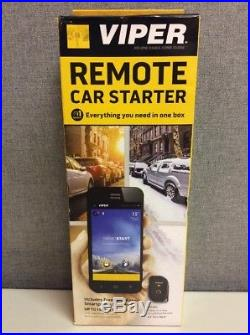 New Viper Remote Car Starter DS4VB Brand New In Box Free Delivery