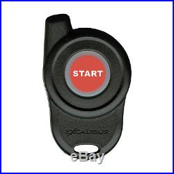 Omega 1 Button Replacement Remote for Select Omega Car Starters 11303