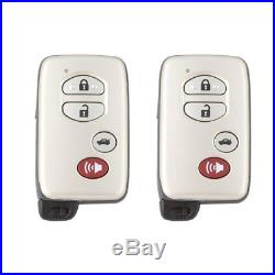 PKE Car Alarm System Remote Engine Starter function Push button Start DC12V