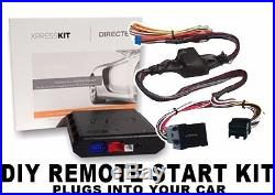 Plug In Remote Car Starter For 2008 2016 Chrysler Town And Country Dei Viper