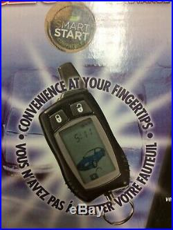 Prostart two way ct-3471 tw remote car starter with dball databus interface module