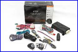 Remote Start Car Starter Keyless Kit & Bypass Module for Chevy GMC Cadillac