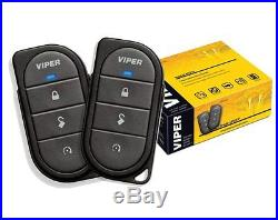 Security Car System Auto Starter Keyless Entry Alarm One Way Engine Remote Start