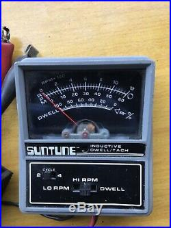 Timing Light-Remote Starter Switch-3x Tyre Preasure Gauges And More-Classic Cars