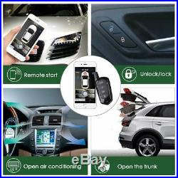 Universal Car Remote Starter Keyless Entry One Key Engine Start for Car with