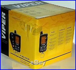 VIPER 5305V LCD 2-Way Security & REMOTE START System BRAND NEW Car Starter 5305