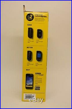 VIPER REMOTE CAR STARTER NEW IN BOX Everything you need! Purchased@Best Buy