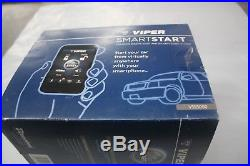 VIPER VSS5000 CAR REMOTE STARTER With SMART START with you smart phone