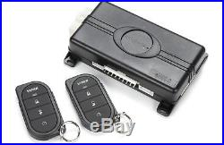 Viper 1-Way Car Alarm System Security Remote Start and Key Less Entry Starter