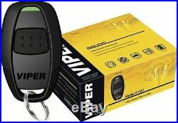 Viper 4105V 1 way 1 button Remote Car Starter 4115V and a FREE SOTS Air Included