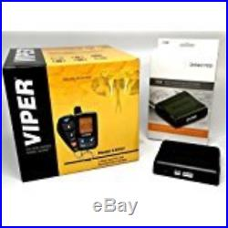 Viper 5305V 2-Way LCD Security Alarm & Remote Car Starter & Directed DB3 DEI ALL