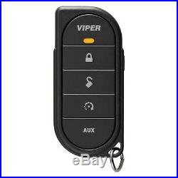 Viper 5606V Car Alarm & Remote Starter ONE 5-Button Remote 2000 + DB3 Bypass NEW