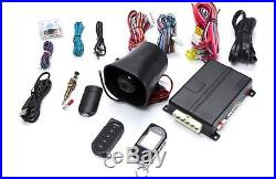 Viper 5706V 2Way LCD Security And Remote Starter Car Alarm Keyless Remote System