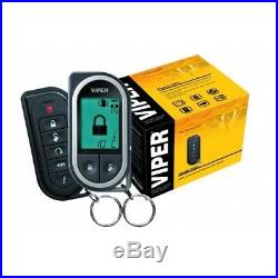 Viper LCD pager Car alarm & Remote Start 5304V Supplied &fitted
