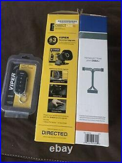 Viper remote car starter with Ford wire harness and extra remote
